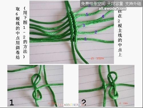 中国结论坛 转发鸳鸯的编法图解教程  立体绳结教程与交流区 111705g52wnfth26rvrhhh
