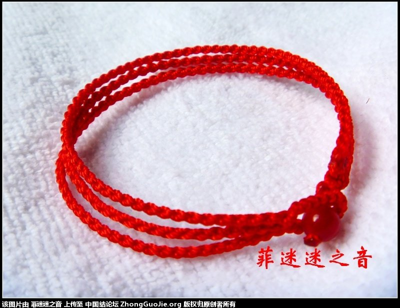 中国结论坛 菲迷迷之音的编结小记(持续更新)  作品展示 095556xmuqqooqgicz41c1