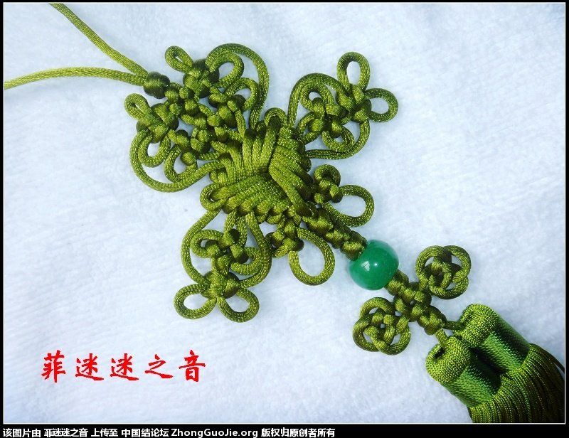 中国结论坛 菲迷迷之音的编结小记(持续更新)  作品展示 095607snl4ppp4d4r5dqjs