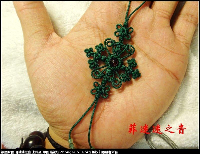 中国结论坛 菲迷迷之音的编结小记(持续更新)  作品展示 095650ktnvvkplghtk7pfn