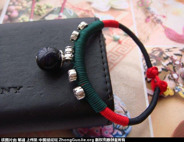 中国结论坛 最近编的绕线手镯  作品展示 095518r40s63vfggppl8s6