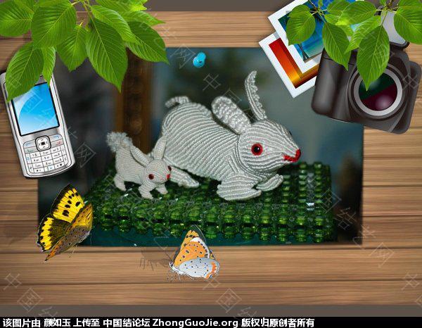 中国结论坛 新作分享--预祝大家龙年快乐  立体绳结教程与交流区 2236114suapup2ka7uk33k