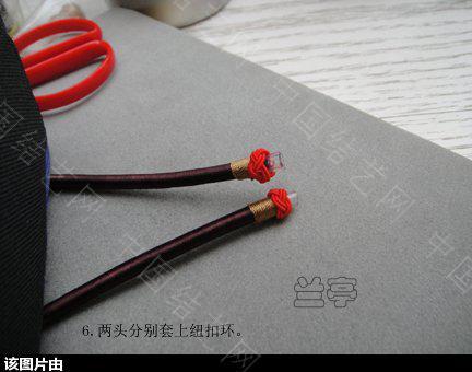 中国结论坛 绕线项圈的做法 项圈 兰亭结艺 153727zyqq9vdesqz7nv11