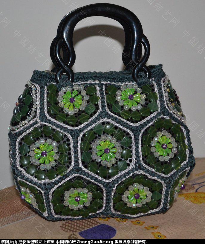 中国结论坛 编织包包,串珠包包  作品展示 132953pj338jpvx8bnw8z7