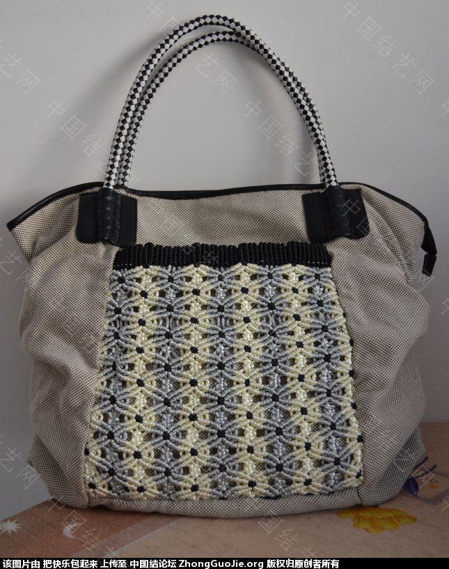 中国结论坛 编织包包,串珠包包  作品展示 133106bif7g4yz4esesbby