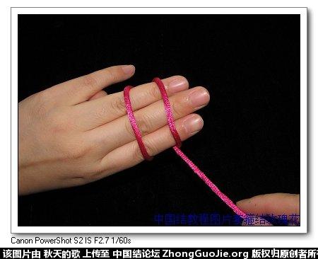 中国结论坛 套箍结玫瑰花编法  立体绳结教程与交流区 1951359339wzib4uyskicy
