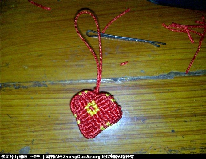 中国结论坛 新编的幸运星和桃心  作品展示 1418576fh7mom5ntbgnnn5