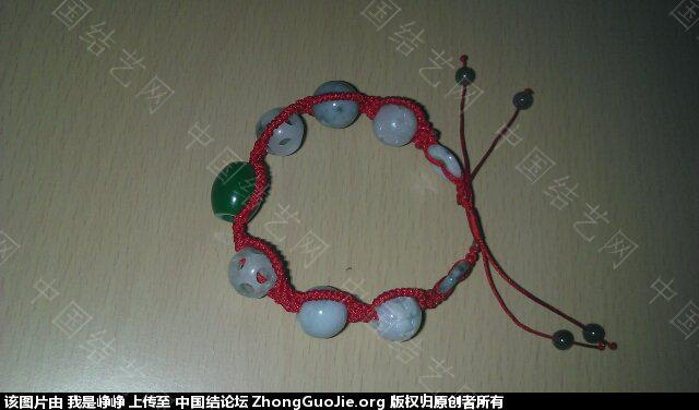 中国结论坛 七星珠手链  作品展示 200955zs8e1iiootqtql39