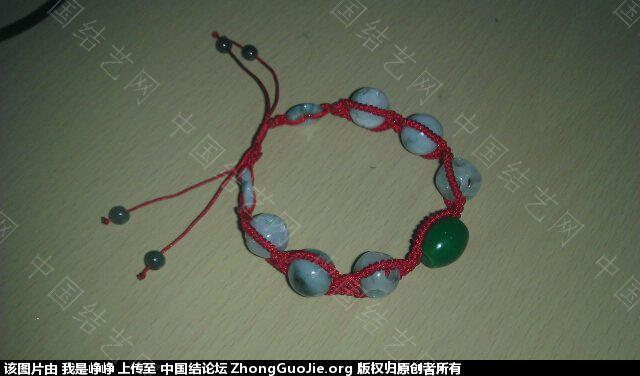 中国结论坛 七星珠手链  作品展示 201011rjkwkdirhzikhwgr