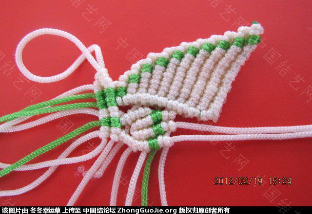 中国结论坛 珍珠蝴蝶的编法  立体绳结教程与交流区 2259118g20b7hrxbkgkyxy