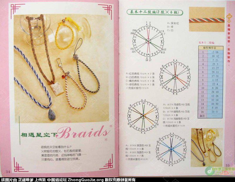 中国结论坛 与大家分享手链(4,8,16,10)股辫编发 手链,大家,分享,手链多少颗珠子最好,和大家一起分享 图文教程区 143012etoov87va30st8ar