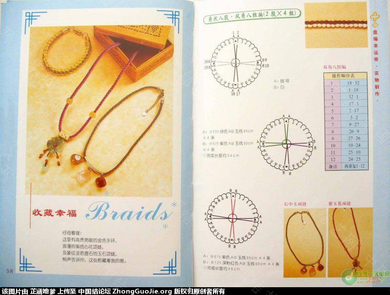 中国结论坛 与大家分享手链(4,8,16,10)股辫编发 手链,大家,分享,手链多少颗珠子最好,和大家一起分享 图文教程区 14310152n2kkmxux1222k3
