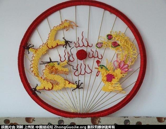 中国结论坛 丹凤朝阳、二龙戏珠、龙凤呈祥 二龙戏珠,龙凤呈祥 作品展示 104223wegwu5nz64r7n4rn
