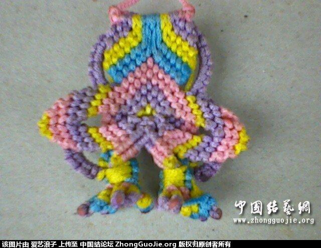 中国结论坛 改创的翅膀猫头鹰 望大家喜欢 猫头鹰 作品展示 105537doej4pled3rpppcp