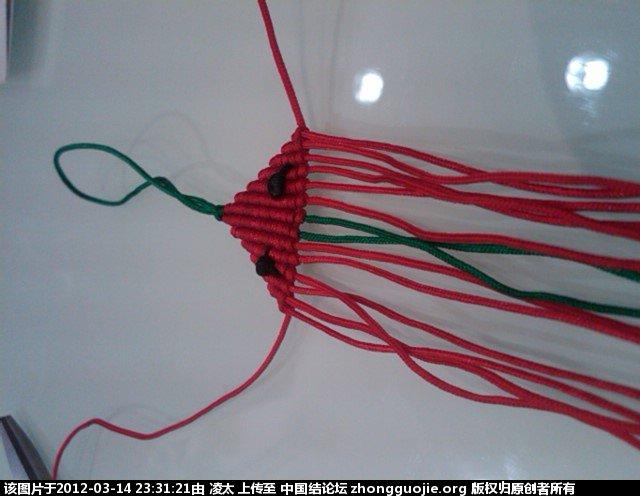 中国结论坛 小虾的编程图解(简单) 编程 立体绳结教程与交流区 2326282yykdcoa3qy6cydk
