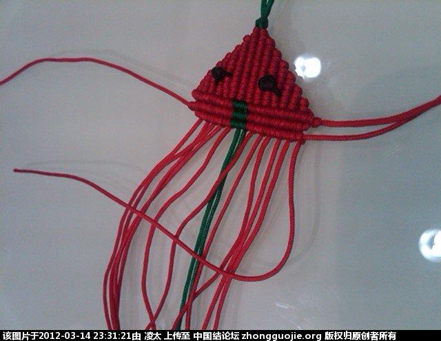 中国结论坛 小虾的编程图解(简单) 编程 立体绳结教程与交流区 232634cs6faccv0s4aivvi