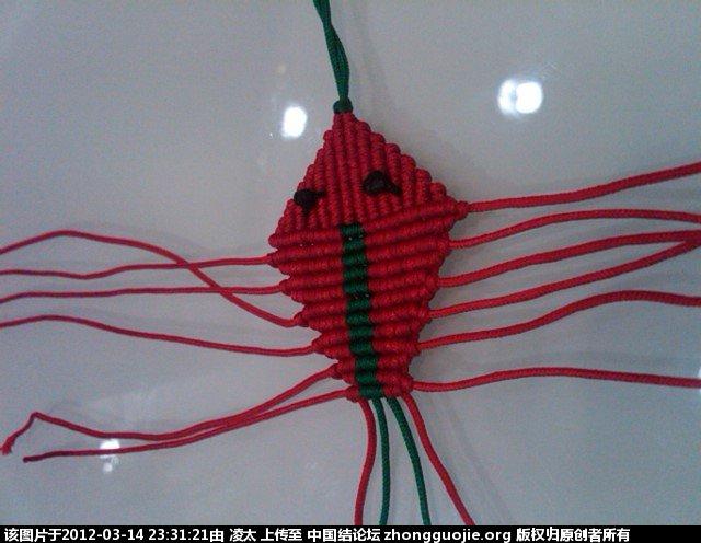 中国结论坛 小虾的编程图解(简单) 编程 立体绳结教程与交流区 2326375wepeeddpejqg1iw