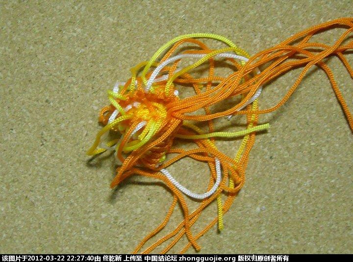 中国结论坛 粽子的制作过程  立体绳结教程与交流区 222630bzxlpztx5jleq7cq