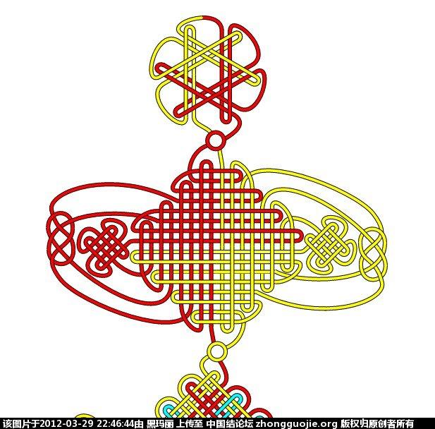 中国结论坛 四季平安 平安 走线图教程【简图专区】 220947f2ywidbbnozxp73w