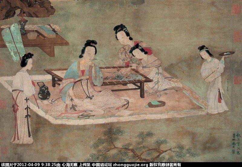 中国结论坛 分享(与中国结历史相关的网络图片) 中国结的意义和象征,中国结历史 中国结文化 093245gjj92jq1gwjlze1g