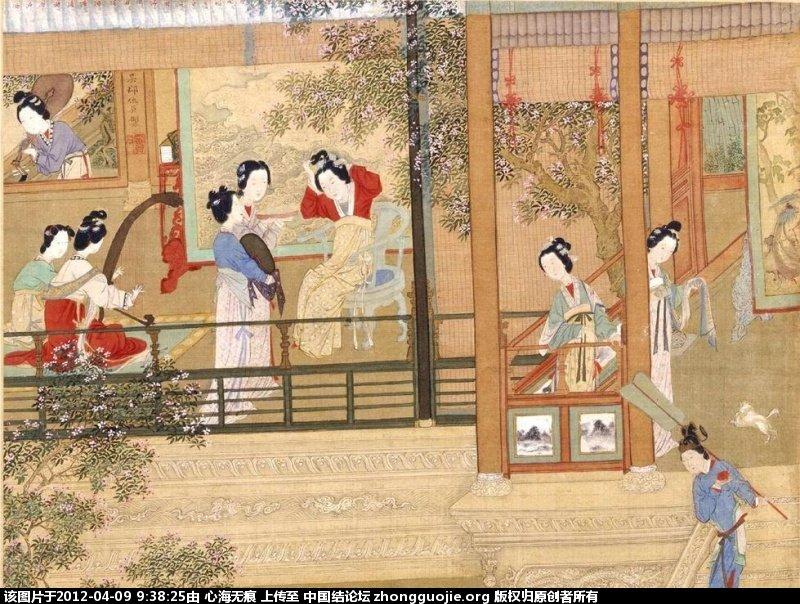 中国结论坛 分享(与中国结历史相关的网络图片) 中国结的意义和象征,中国结历史 中国结文化 093248atgdaml03iefet80