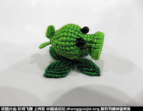 中国结论坛 刚刚学会编的豌豆射手 太兴奋了 豌豆 作品展示 190602st79h7yywsszwb9s