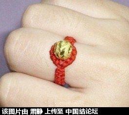 中国结论坛 求雀头结戒指编发视频 戒指,视频 结艺互助区 101720pdf5ifhu80h55fdf