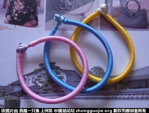 中国结论坛 绕线手镯 绕线,手镯,值得入坑的手工,铜丝手镯,手镯缠线 作品展示 1530242x2hheahi703u4ha