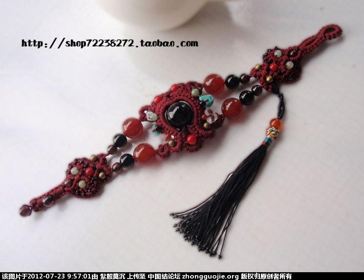 中国结论坛 你是我的眼------手链 手链 作品展示 095219abk5bak5kkslaip9