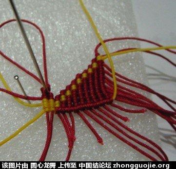 中国结论坛 蝴蝶教程  立体绳结教程与交流区 153152a3yoap2ysqe2i3hp