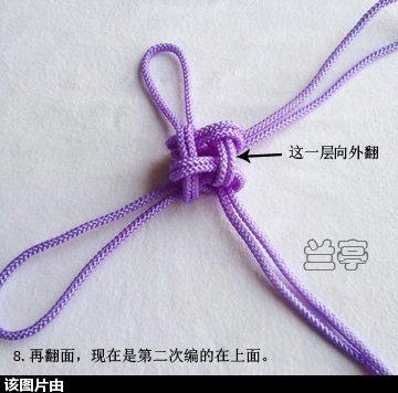 中国结论坛 吉祥变化胸针——D 吉祥,胸针 兰亭结艺 154903gyhlltftflky0kix