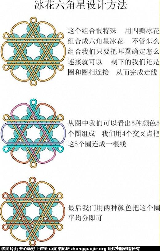 中国结论坛 冰花结设计方法 设计 冰花结(华瑶结)的教程与讨论区 172059ks6swjaehct5xzna