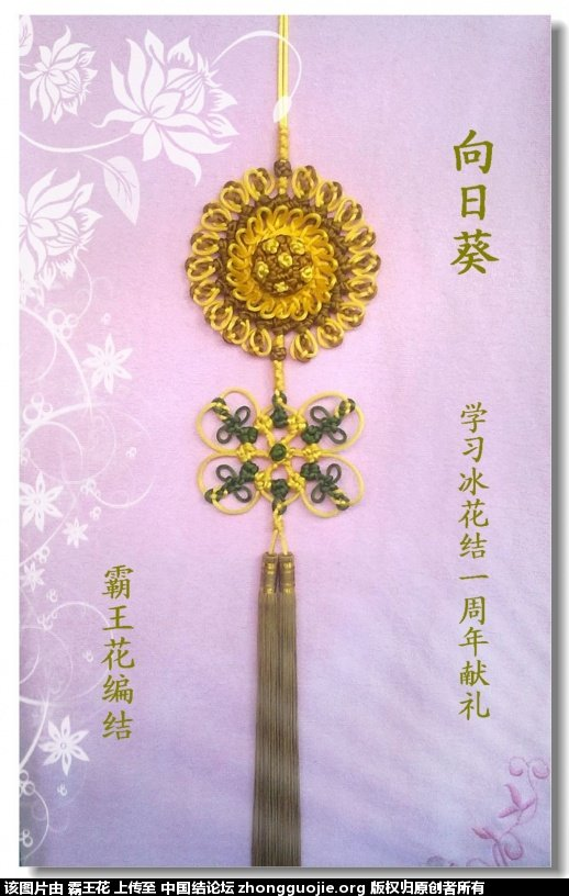 中国结论坛 (原创)《向日葵》《花仙子》《超级星辰》 教程,自己喜欢,学习交流,一张白纸,无私奉献 作品展示 005357xpcc8pespx8wxtpz