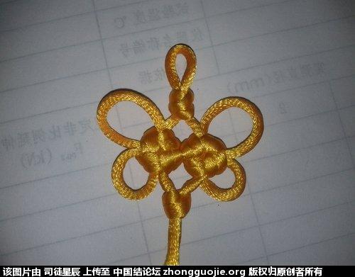 中国结论坛   冰花结(华瑶结)的教程与讨论区 154639izz811foh8xxgvg2