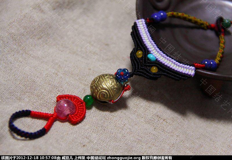 中国结论坛 改良版紫霞仙子手链(连戒指手链) 手链,戒指 作品展示 105545zn7pit7prtzpnbyq