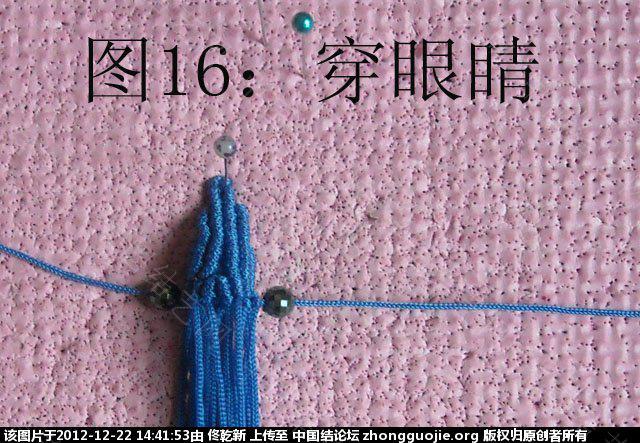 中国结论坛 喜鹊  立体绳结教程与交流区 143824iqhesivhcrqwrj9j