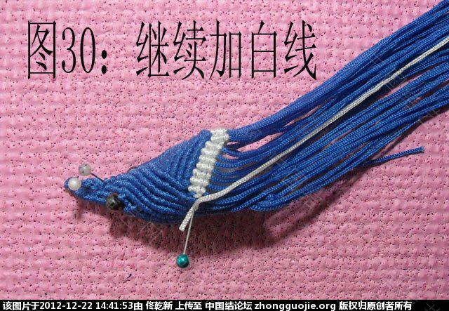 中国结论坛 喜鹊  立体绳结教程与交流区 143853o43zve3qsrooo8r8