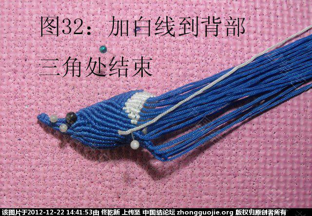 中国结论坛 喜鹊  立体绳结教程与交流区 143856e2e5cfcsegmc2dfj