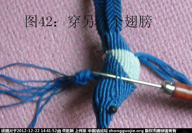 中国结论坛 喜鹊  立体绳结教程与交流区 1439138wnpy2hrr8444svl