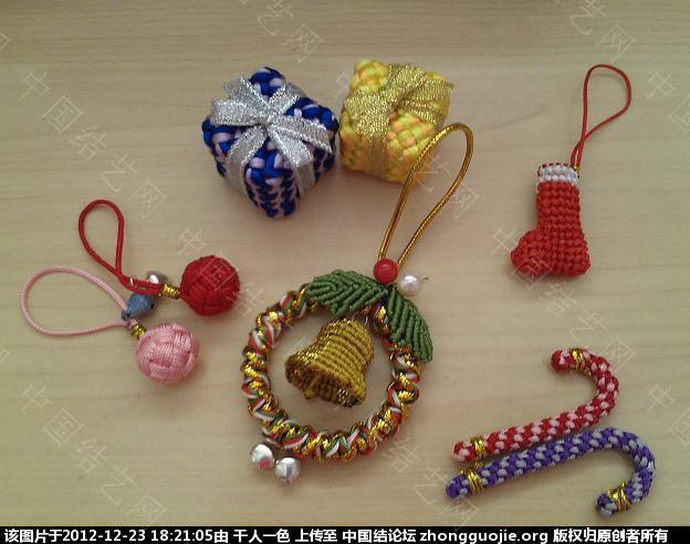 中国结论坛 末日圣诞节的狂欢(12.22新增礼物盒和小灯泡啥的)~ 圣诞节,铃铛 作品展示 181857iirn55mri945ir6b