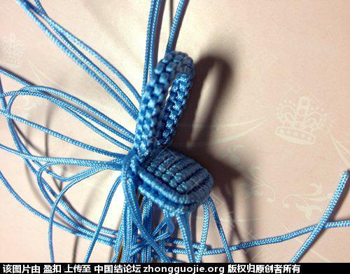 中国结论坛 小椅子、教程(加桌子图) 椅子 立体绳结教程与交流区 210040qr02uu3qu3bh9qq2