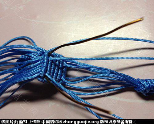 中国结论坛 小椅子、教程(加桌子图) 椅子 立体绳结教程与交流区 210053w388nen3lrgznreq