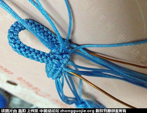 中国结论坛 小椅子、教程(加桌子图) 椅子 立体绳结教程与交流区 2101268re8pdepjfpjwgrw