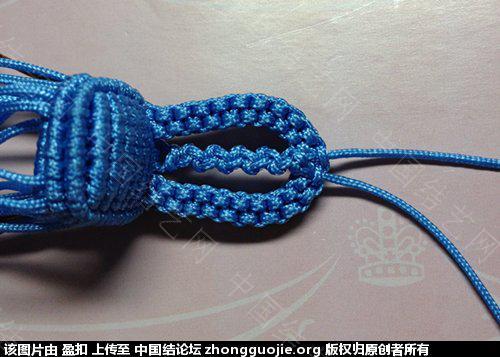 中国结论坛 小椅子、教程(加桌子图) 椅子 立体绳结教程与交流区 210143u8dh3qnhzcb83n66