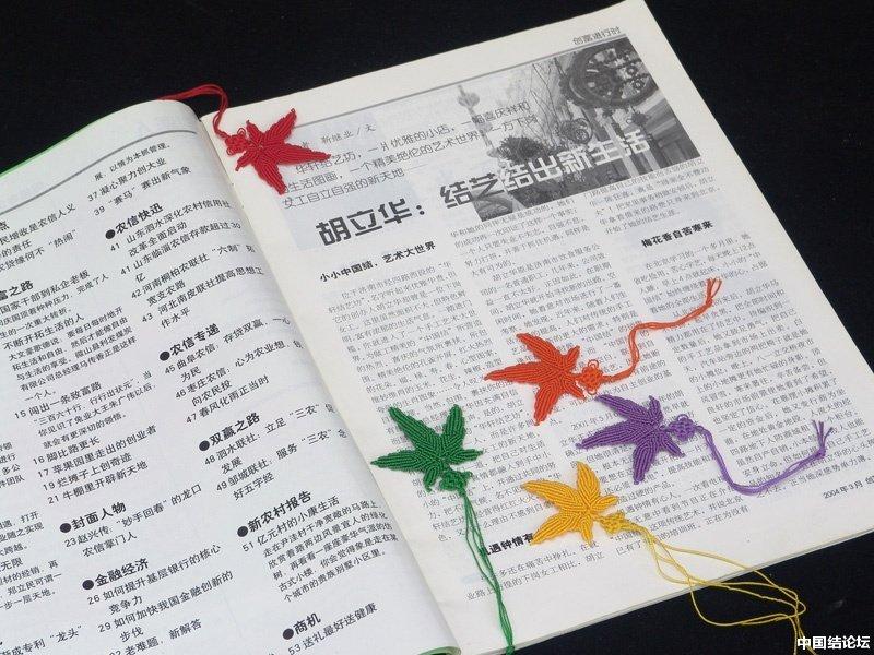 中国结论坛 枫叶书签 枫叶,书签 作品展示 144535e538xpaw9phq5gzz