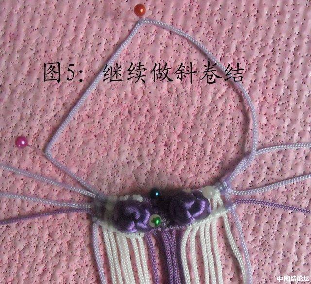 中国结论坛 立体小金鱼的编结过程 金鱼,动物 立体绳结教程与交流区 150917gp8cgaqctck2z4g9