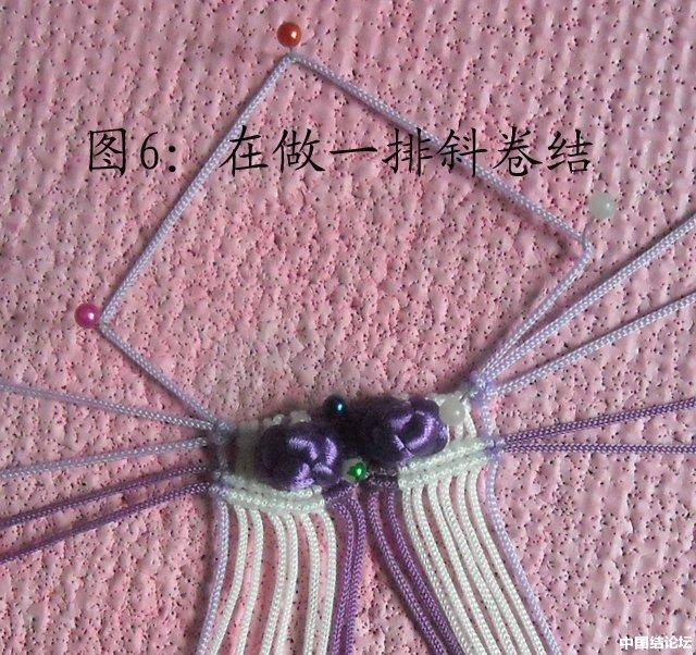 中国结论坛 立体小金鱼的编结过程 金鱼,动物 立体绳结教程与交流区 150922g4c336tvmyp9xgpz