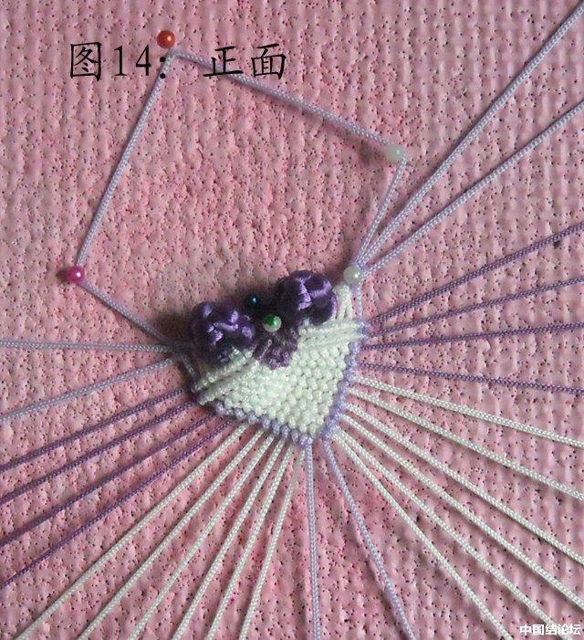 中国结论坛 立体小金鱼的编结过程 金鱼,动物 立体绳结教程与交流区 151009gyugj40zin4424bw