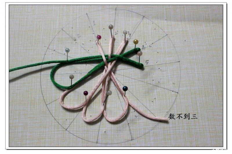 中国结论坛 一些星辰结的编结过程(更新到12耳星辰结进1包2进3包3进2包1编法) 灯笼绳结的编法,一步一步教你编中国结,中国结艺,富贵结的编法图解,用一根线编闺蜜手链 图文教程区 225527npmfjp2hph09pkpf