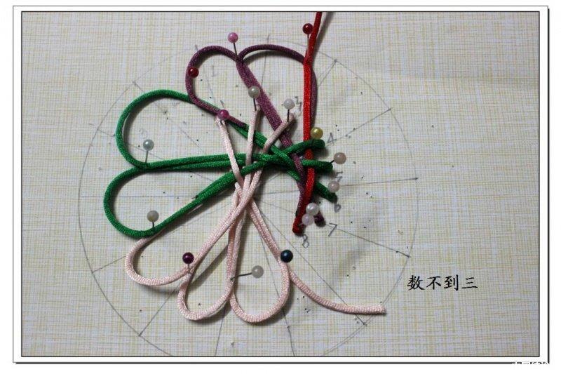 中国结论坛 一些星辰结的编结过程(更新到12耳星辰结进1包2进3包3进2包1编法) 灯笼绳结的编法,一步一步教你编中国结,中国结艺,富贵结的编法图解,用一根线编闺蜜手链 图文教程区 225545me35x2363exqd5jn